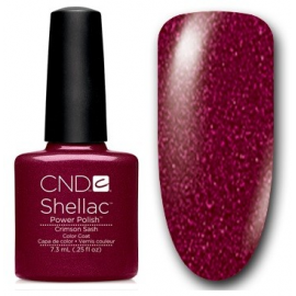 Shellac Crimson Sash 7,3ml
