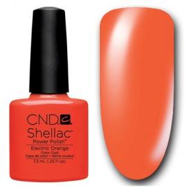 Shellac Electric Orange 7,3ml