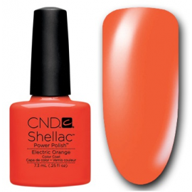 Shellac Electric Orange 7,3ml