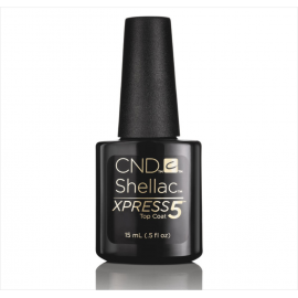Shellac Top Coat Xpress5 15ml