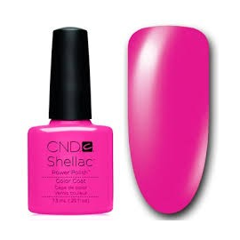 Shellac Hot Pop Pink 7,3ml