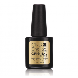 Shellac Top Coat Original 15ml