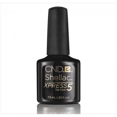 Shellac Top Coat Xpress5 7,3ml