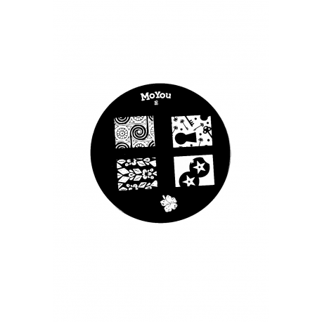 Płytka do stempli symbole 11 #86
