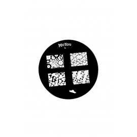 Płytka do stempli symbole 7 nr87