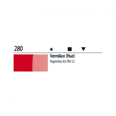 Farba akrylowa 20ml 280 vermilion