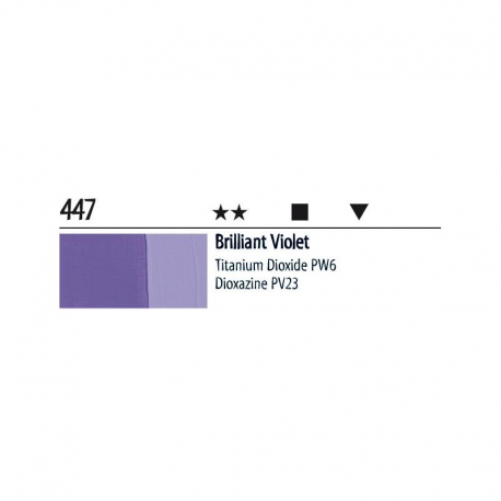 Farba akrylowa 20ml 447 violet