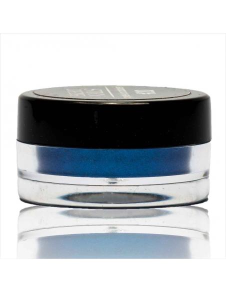 Pyłek do zdobień ciemny niebieski #20 Ekert Nails