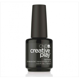 Gel Creative Play Black forth #451 15 ml
