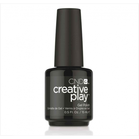 Gel Creative Play Black forth #451 15 ml