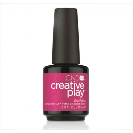 Gel Creative Play Cherry glo round #496 15 ml
