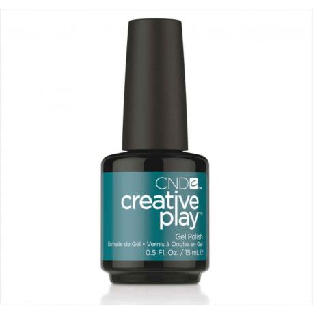 Gel Creative Play Head over teal #432 15 ml