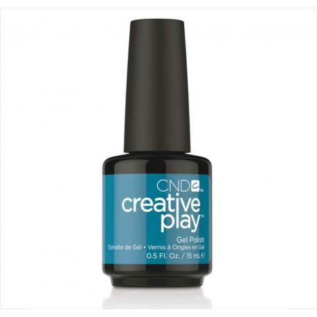 Gel Creative Play Teal the wee hours #503 15 ml