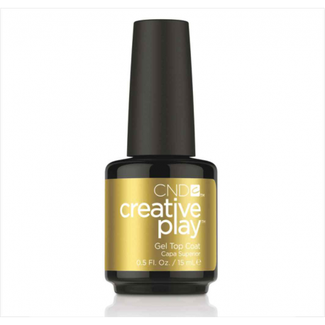 Gel Creative Play Top coat 15 ml