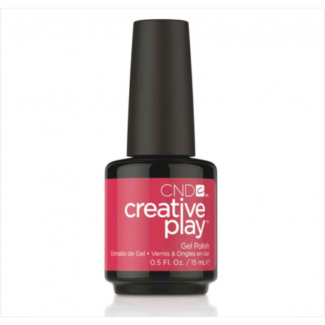 Gel Creative Play Well red #411 15 ml