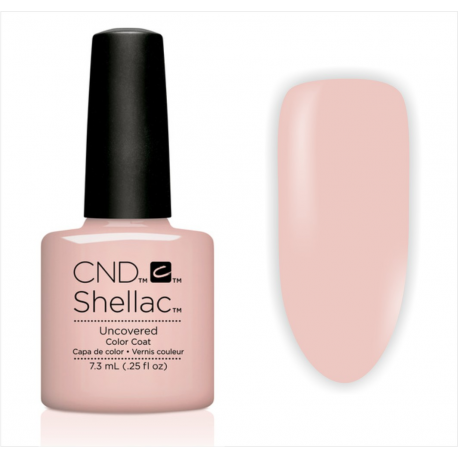 Shellac Uncovered 7,3 ml