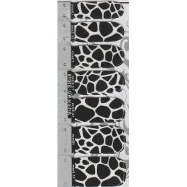 Naklejki na paznokcie krowie centki S1016