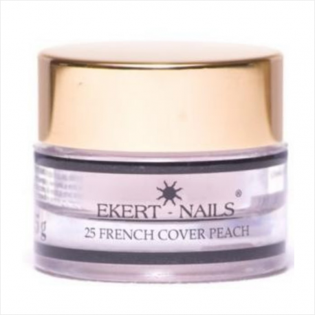 Puder French Cover Peach 22gr