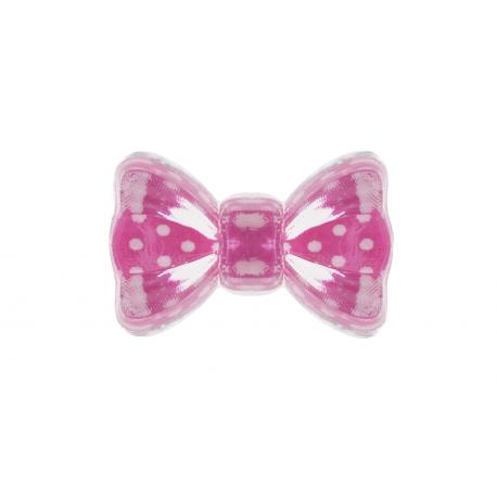 Biżuteria do paznokci różowa 21