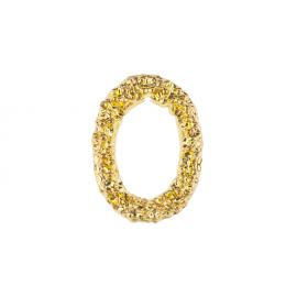 Biżuteria do paznokci złota 20