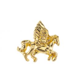 Biżuteria do paznokci złota 27