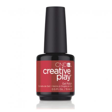 Gel Creative Play Red Tie Affair nr508