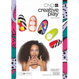 Plakat Creative Play Gel