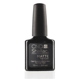 Shellac Top Coat Matte 7,3ml