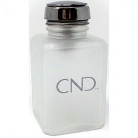 Szklana butelka z pompką