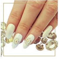 Biżuteria i Cyrkonie do paznokci