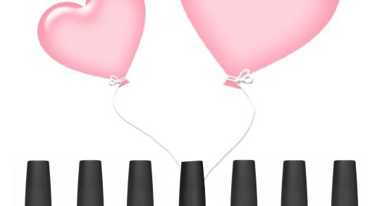 Różowe paznokcie: przegląd różowych lakierów Vinylux!